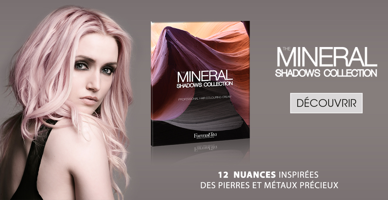 Couleurs MINERAL